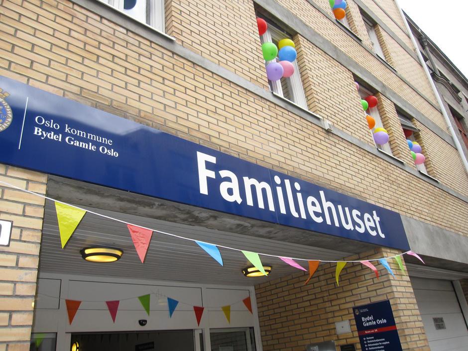 Grønland åpen barnehage