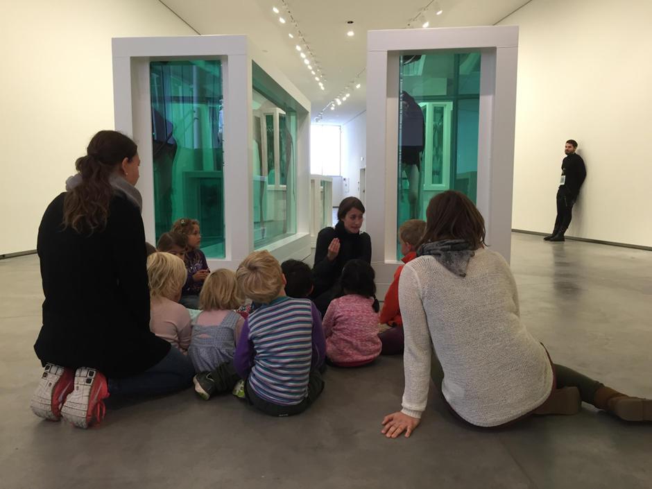 På museumstur