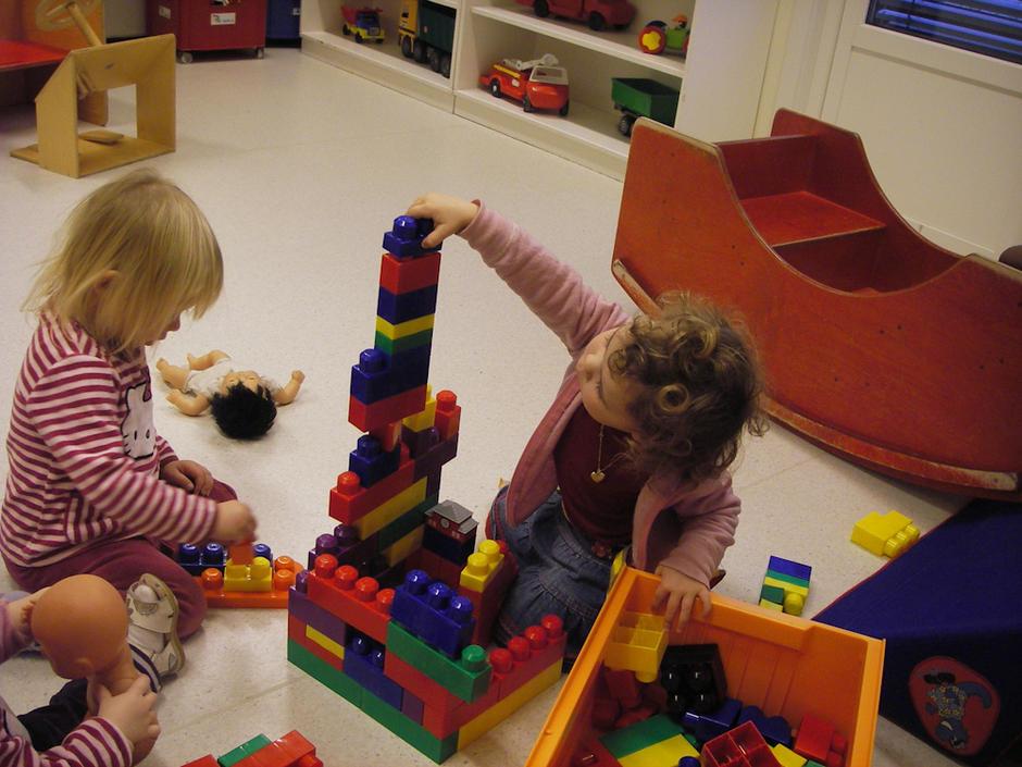 Sandbakken barnehage - innebilde