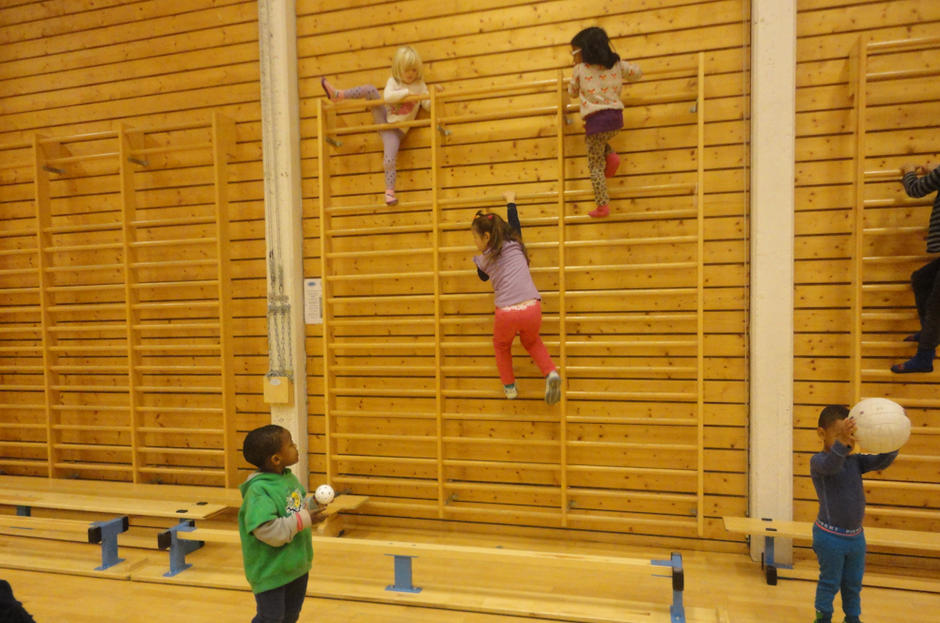 Stubberudlia barnehage - innebilde