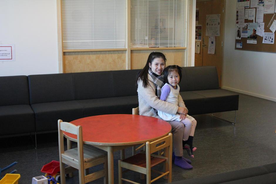 Alna helsestasjon for barn 0-5 år