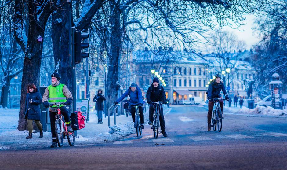 Sykkelprosjektet