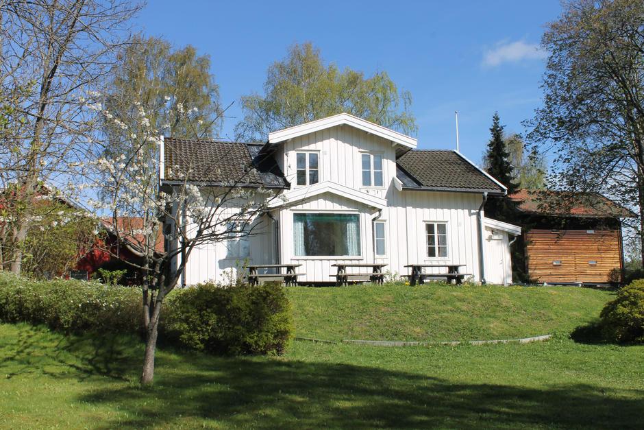 Dette er hovedhuset på Nordtvet gård.