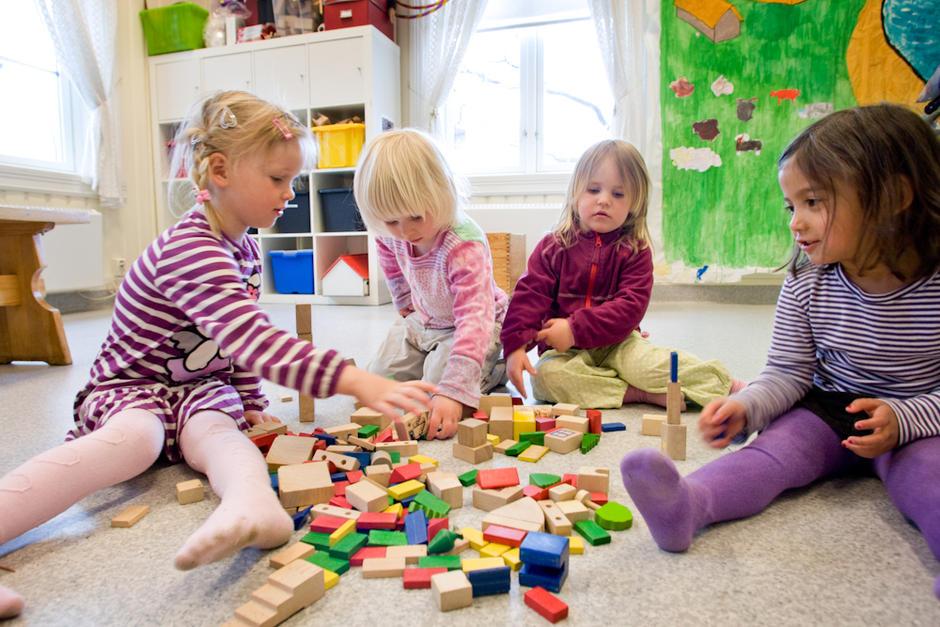 Valle barnehage - innebilde