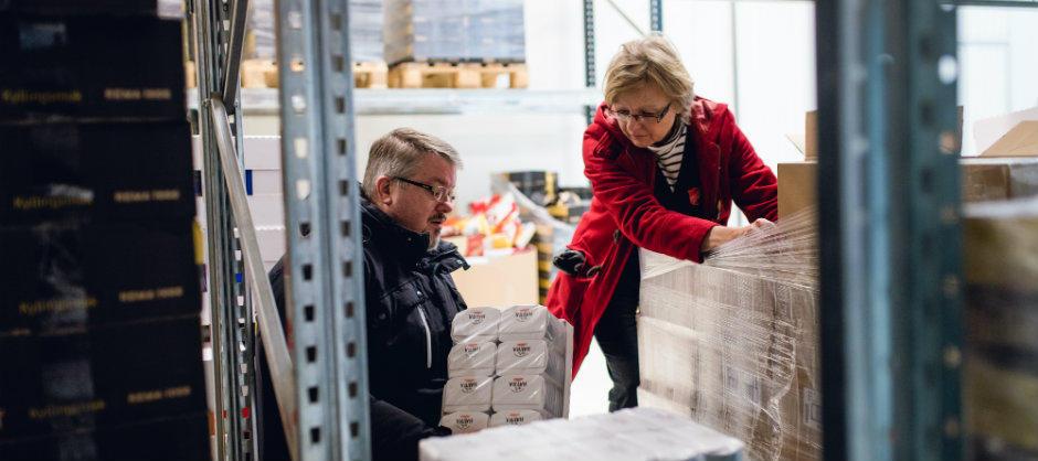 Matsentralen Oslo har inspirert aktører i andre byer, som Trondheim og Oslo. (Foto: Monica Lovdahl)