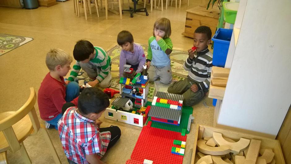Vestlikollen barnehage - utebilde