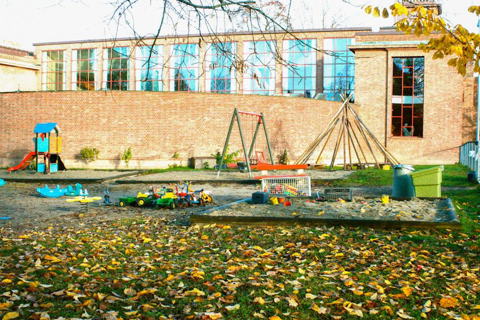 Vigelandsparken barnehage - utebilde