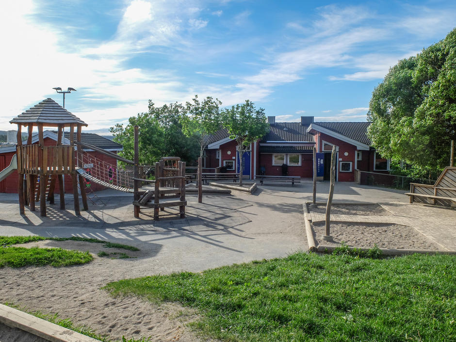 Svartdalsparken Kanvas-barnehage