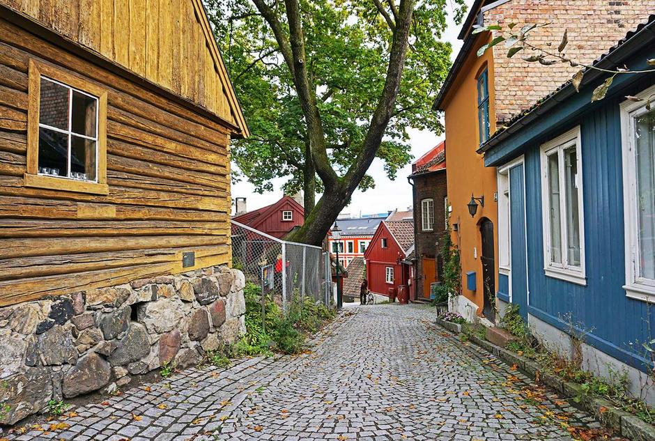 Oslo Damstredet