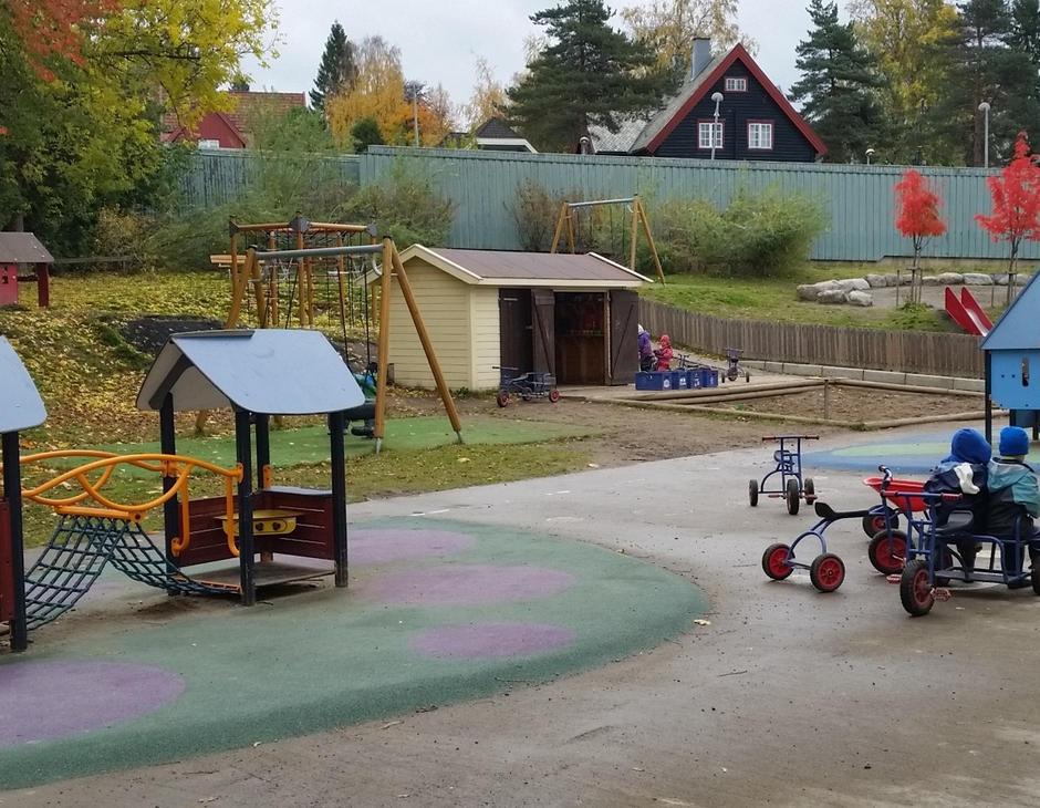 Tåsen skoles barnehage