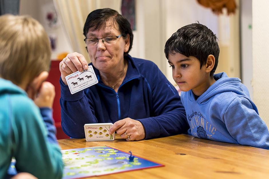 Tilbud om gratis kjernetid til alle 4- og 5-åringer i Groruddalen