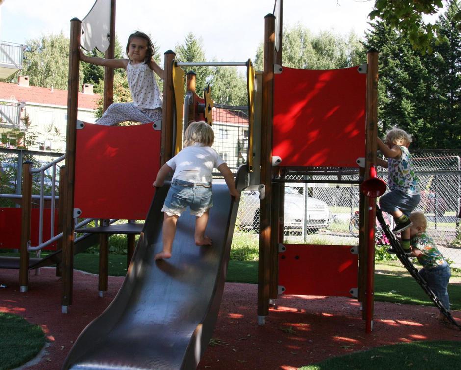 Ullevålsletta barnehage