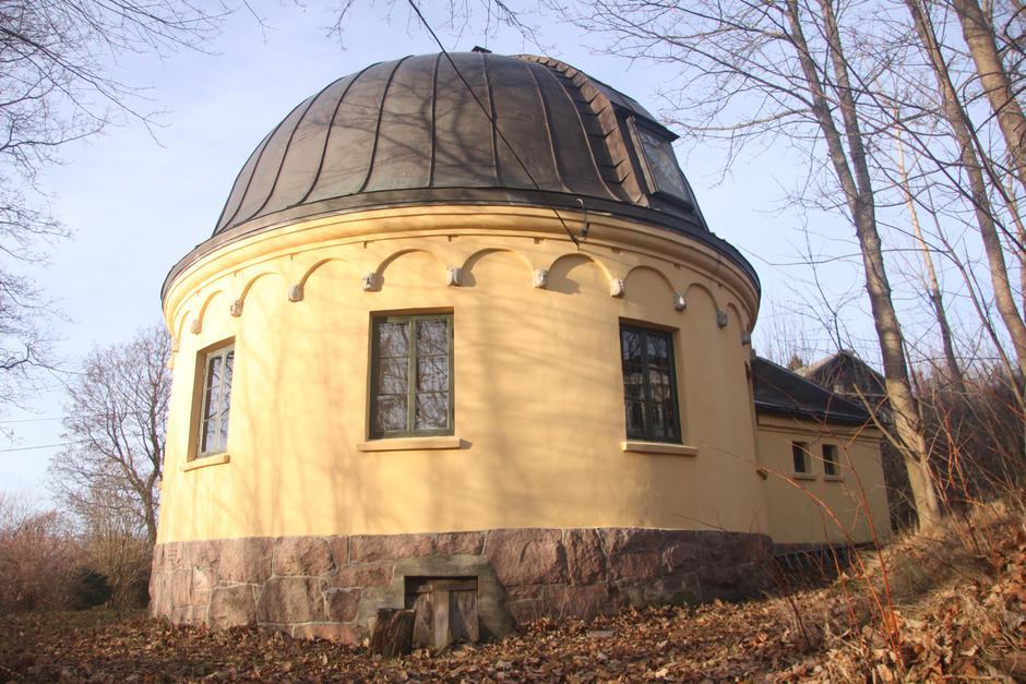 Folkeobservatoriet - Holmenkollveien 119