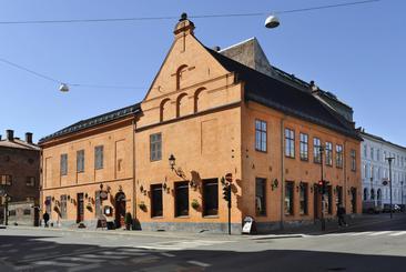 Gamle Rådhus - Nedre Slottsgate 1