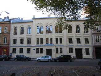 Hauges minde -  Olaf Ryes plass 2