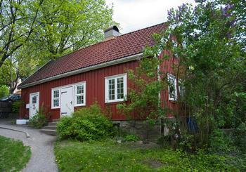 Hønse-Lovisas hus – Sandakerveien 2