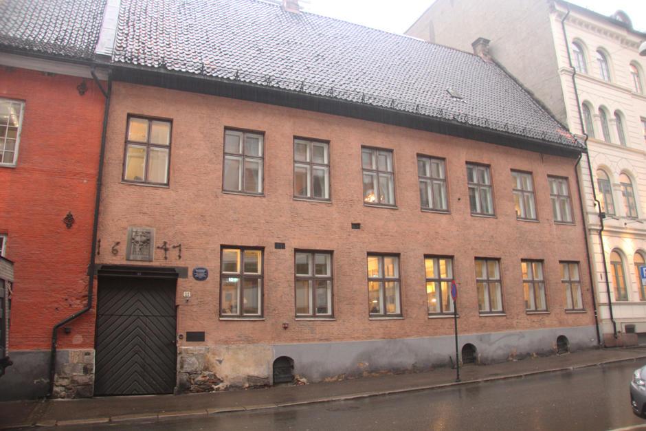 Dronningensgt 11 Magistratgården