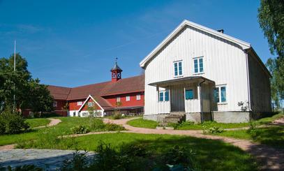 Nordre Lindeberg gård – Strømsveien 350