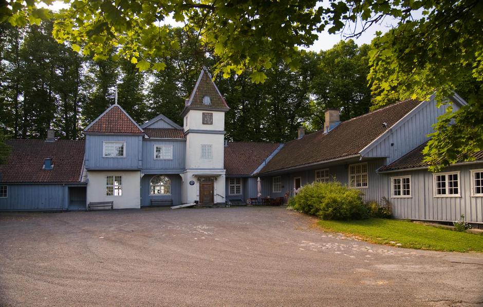 Nordre Skøyen hovedgård – Peter Aas´vei 17