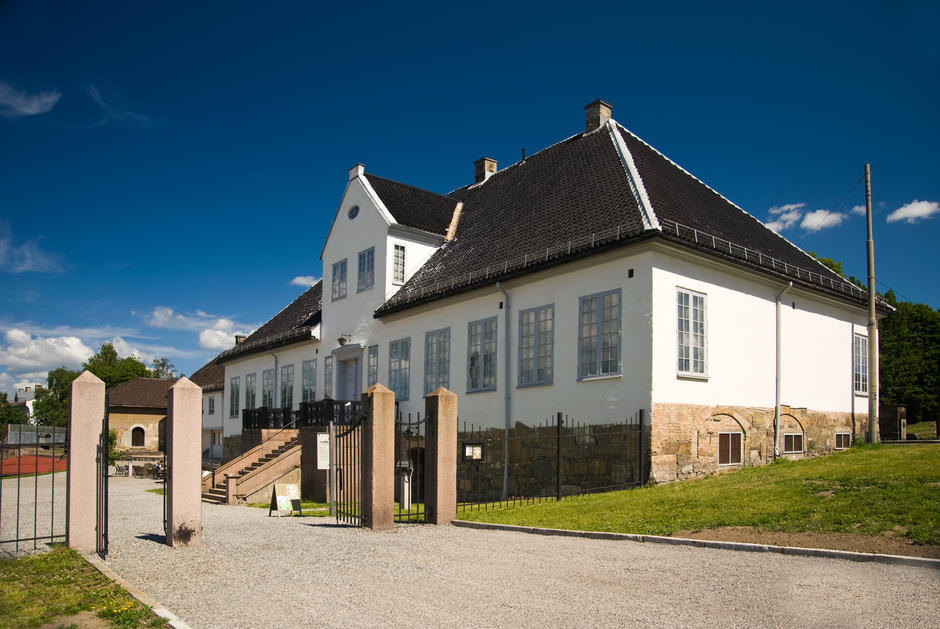 Oslo ladegård - Oslogate 13