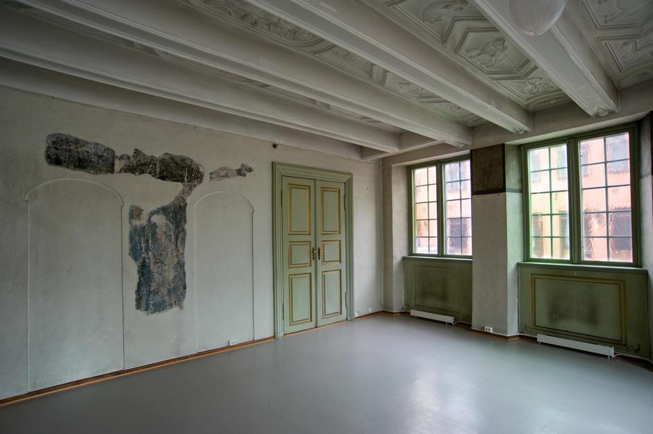 Rådmannsgården og Anatomibygget - Rådhusgata 19