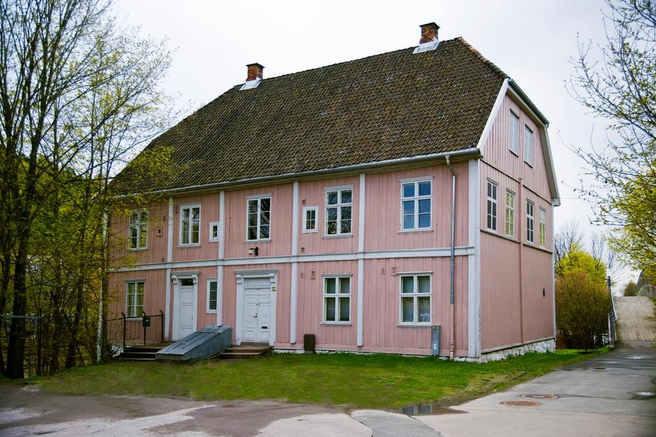 Saxegården Saxegårdsgata 17