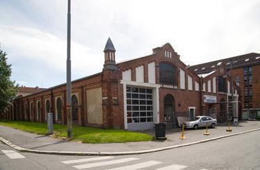 Sporveismuseet - Gardeveien 15