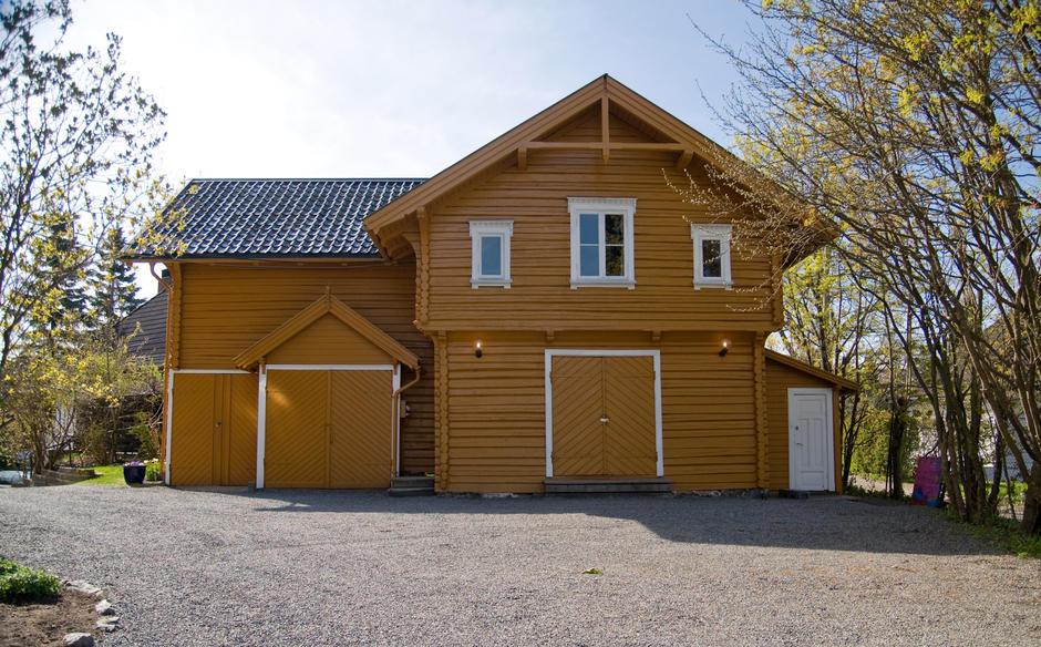 Villa Lilleborg - Heimlibakken 11