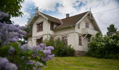 Øvre Fossum gård - Olaus Fjørtofts vei 130