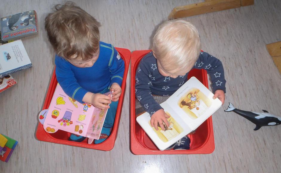 Sinsen FUS barnehage - innebilde