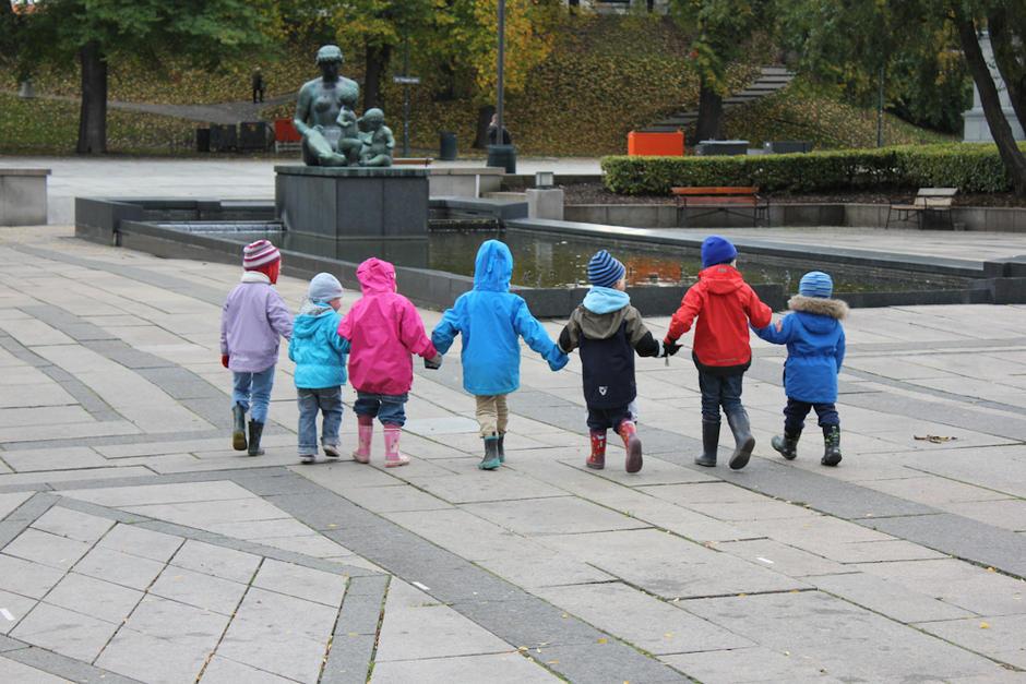 Veslehaugen familiebarnehage - utebilde
