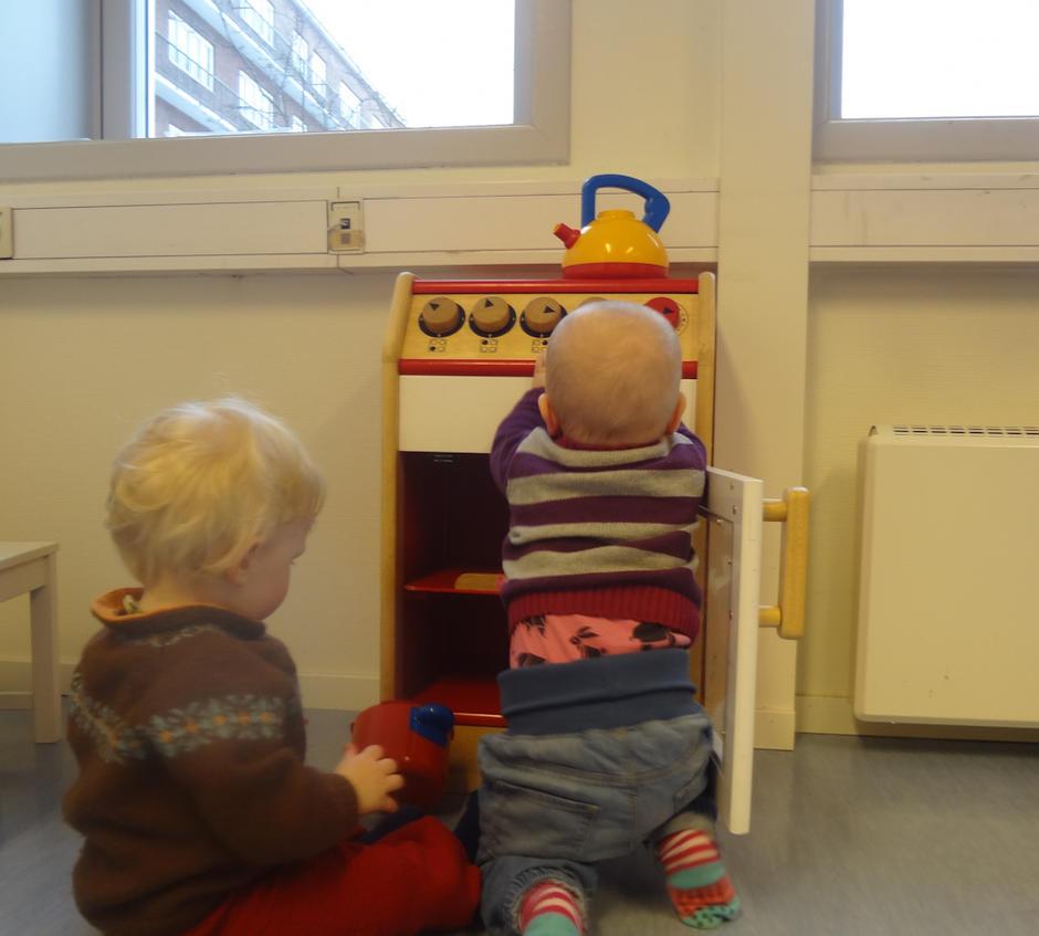 Grünerløkka åpen barnehage