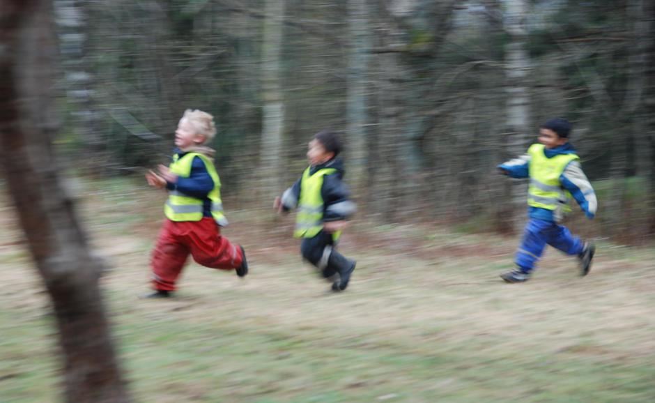 Vestlisvingen barnehage - utebilde