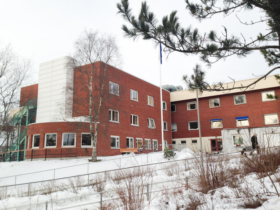 Rødtvet sykehjem