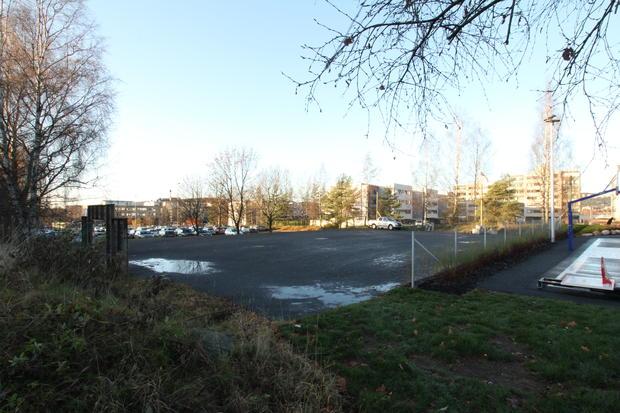 Den aktuelle eiendommen på Furuset