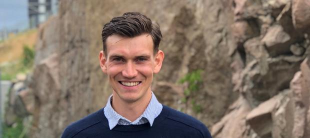 Sigurd Njøs Kurdøl. Foto: Ingunn Dahle
