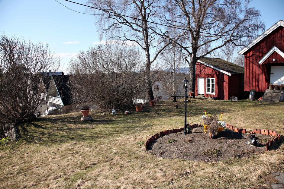 Oppsal gård er en del av området