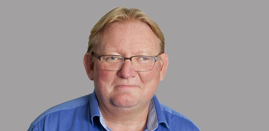 Morten Haug Frøyen er personvernombud i Oslo kommune