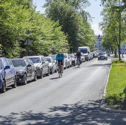 Illustrasjonsfoto, foto Oslo kommune, Bymiljøetaten