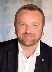 Portrettbilde av Anders Røberg-Larsen (AP)