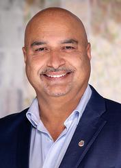 Bystyrerepresentant Danny Chaudhry (U)