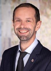 Bystyrerepresentant Hallstein Bjercke (V)
