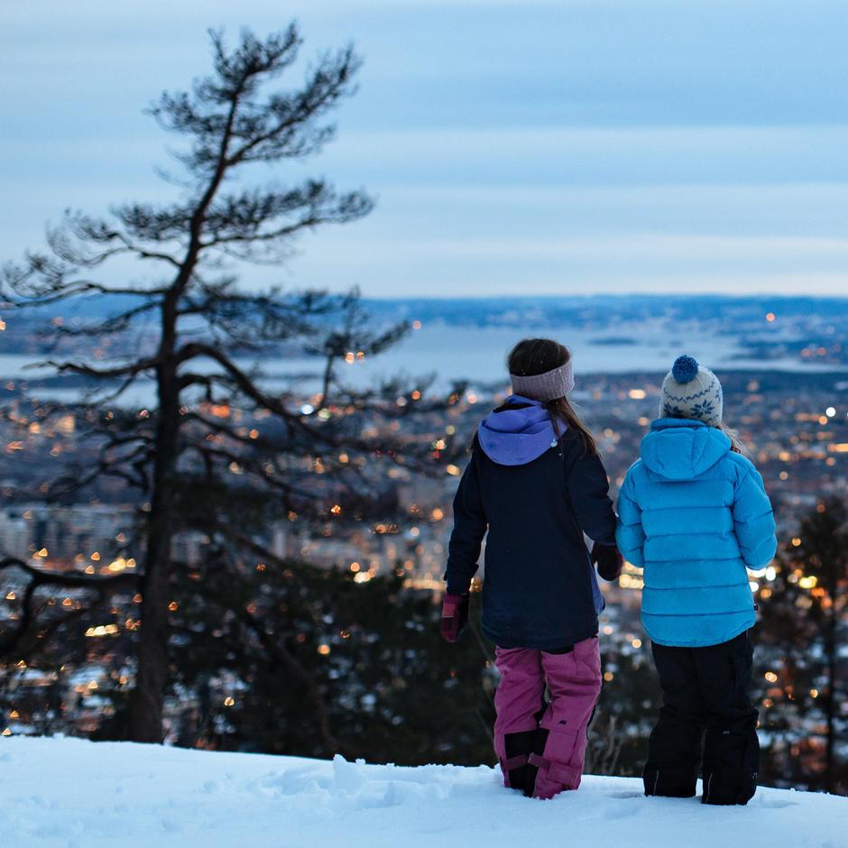 Jul i Oslo. Foto: Thomas Ekström