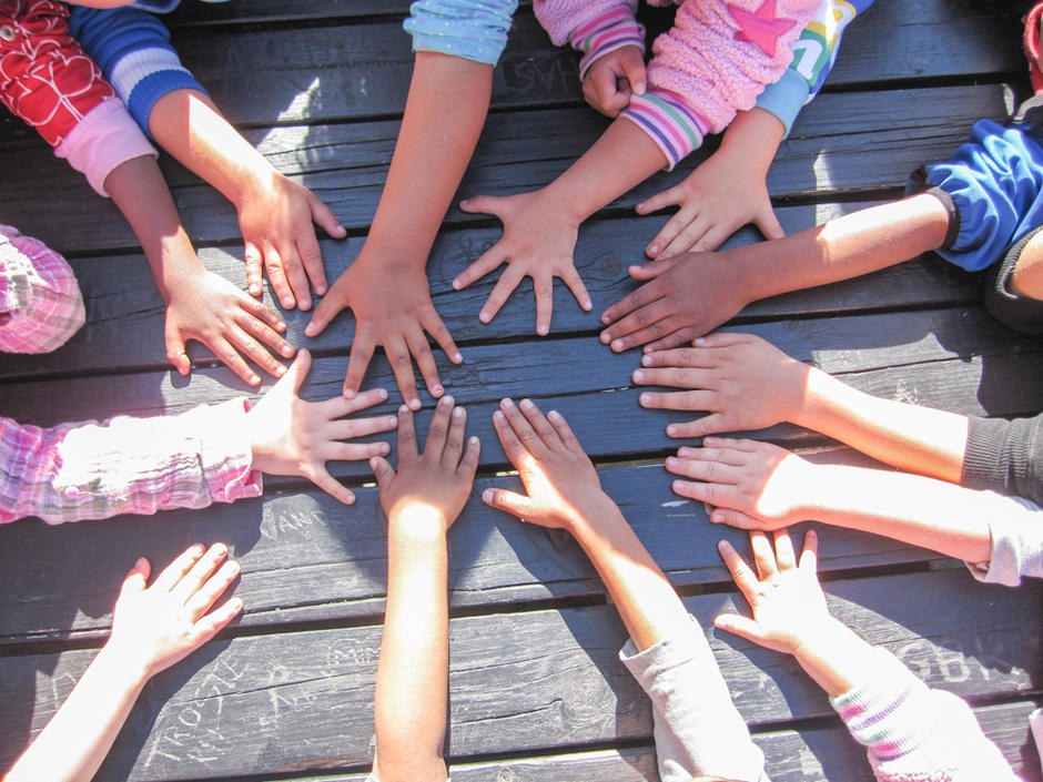 Sandåsveien barnehage - utebilde