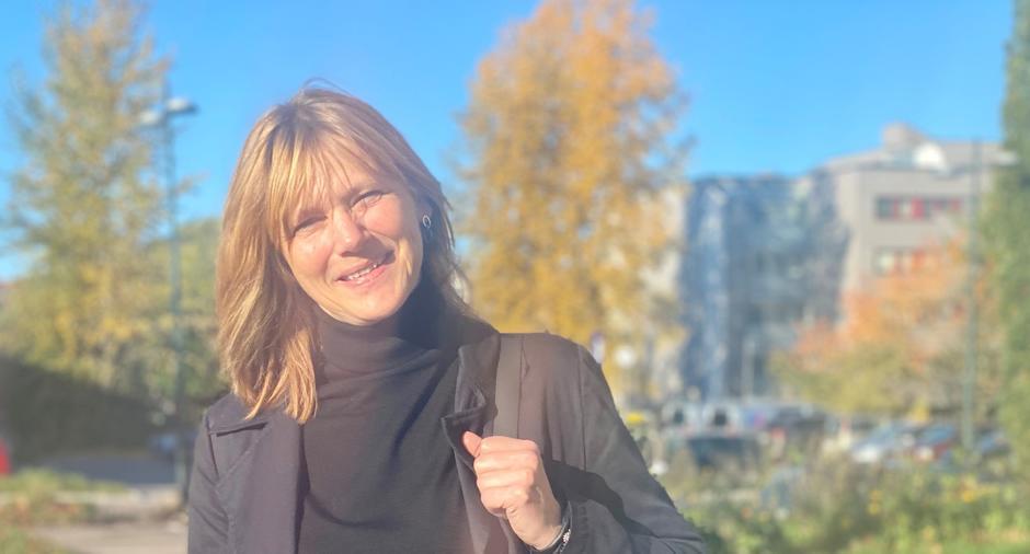 Bilde av prosjektleder Mona Bottolfs