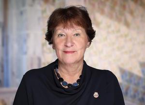 Portrett av Oslos ordfører Marianne Borgen