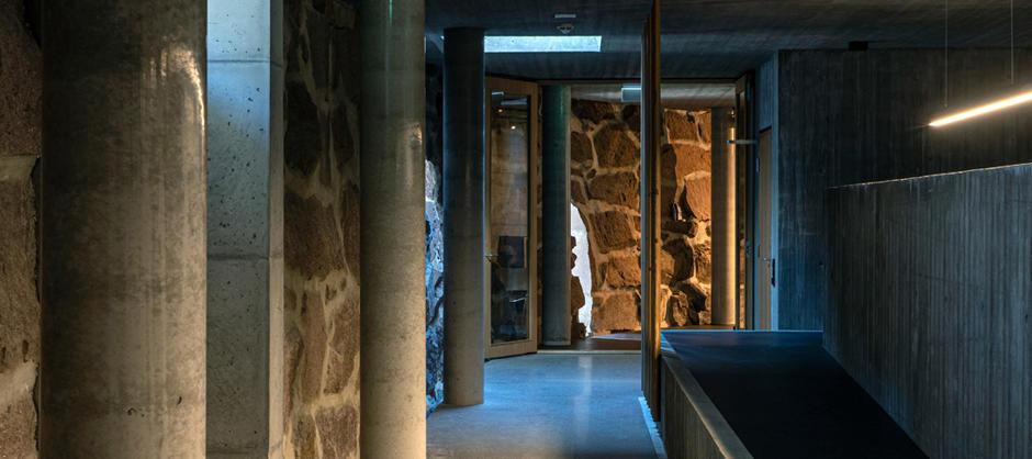 Uranienborg kirkes krypt