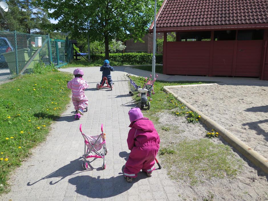 Tjernveien barnehage - innebilde