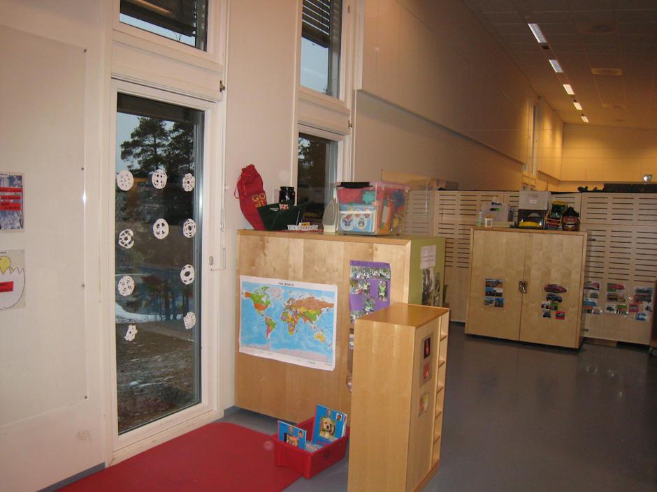 Ammerudkollen barnehage - innebilde