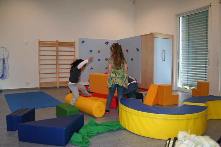 Ammerudlia barnehage - innebilde